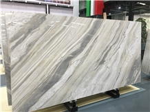 Italy Earl Blue Marble, Earl White Slabs Tiles
