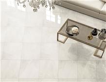Kemalpasa White Marble Sandblasted Tiles Turkey