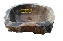 Sink Petrified Wood, Wash Basins Petrified Wood