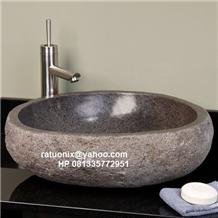 Wash Basin River Stone