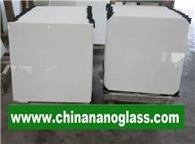 Calacatta Marble Nanoglass Tiles