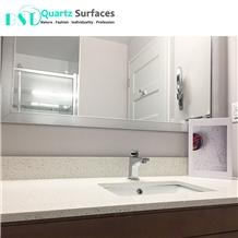 Silestone Similar Color Maple Quartz Countertop
