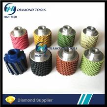 Diamond Drum Wheels, Stone Grinding Drum Wheels