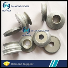 Vacuum Brazed Diamond Hand Grinding Wheel Disc