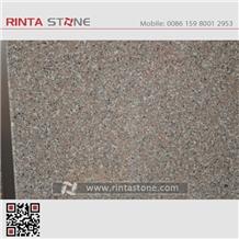 Sakura Red G364 Granite Laizhou Yinghua Pink Slabs