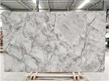 Super White Quartzite Slab Tile