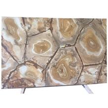 Brazil Natural Espinella Gold Quartzite Slab