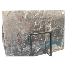 China Northern Spring Purple Marble Slabs