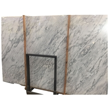Hot Sale China Snow White Marble Tiles and Slabs