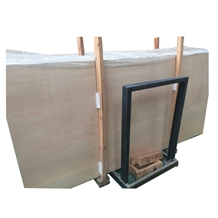 Imported Polished French Red Dragon Beige Marble
