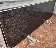 Indian Coffee Brown Granite
