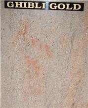 Indian Ghibli Gold Granite