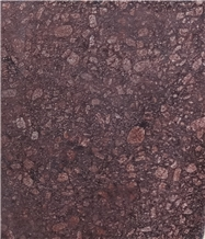 Indian Imperial Rose Brown Granite