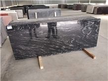 Indian India Silver Waves Granite