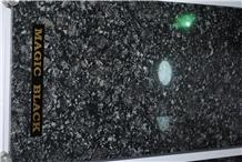 Indian Magic Black Granite
