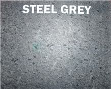 Indian Steel Grey Granite