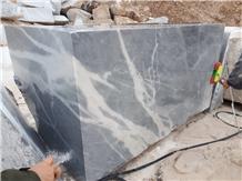 Afyon Grey Marble Blocks