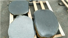 Fargo Black Basalt Stepping Stone