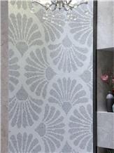 Fargo Mosaic Tiles + Mosaic Design