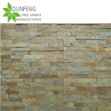 Veneer Panel Quartzite Split Face Culture Stone