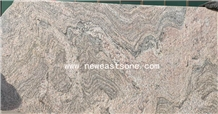 China Multicolor Red Flamed Granite Tiles Prices