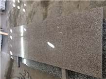 New G664 Brown Granite Slabs Cheap Prices