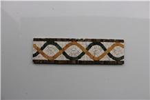 Marble Mosaics Arts,Medallions,Marble Borders