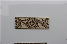 Marble Mosaics Arts,Medallions, Marble Borders