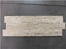 Spain Crema Marfil Split Brick Marble Cultured Stone