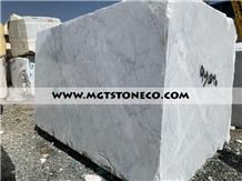 Persian Carrara Marble Blocks