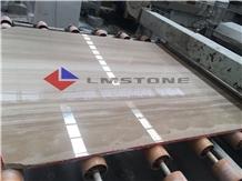 Italian Wood Grain Marble Slabs Tiles