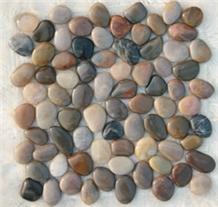 Multicolor Oz-M-4 Pebble Gravel Mixed Stone