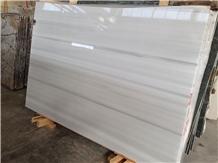 Nisa White Marble - Marmara White Marble Slabs