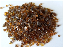 G03 Crushed Glass Glass Chips-Tea