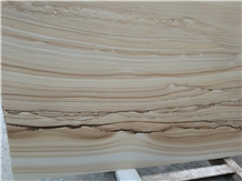 Yunnan Scenery Sandstone Slab Polished Table Top