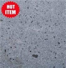 Indonesia Grey Basalt Stone Tiles & Slabs