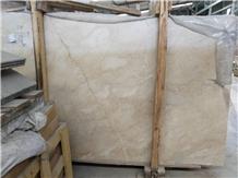 Indonesia Royal Cream Marble Slabs