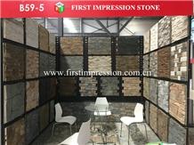 Fi Stone Slate Stone/Culture Stone for Interior
