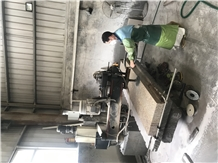 Manual Polishing Machine for Multi Type Stone