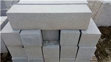 Light Grey Granite Curbstone