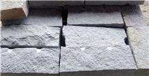 Light Grey Silesian Granite Edge Stones