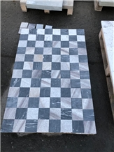 Mosaic Cubes , Marble Combination Cube Stone