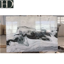 Panda White Chinese White Marble Slabs and Tiles