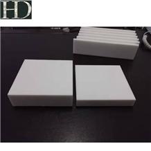 White Nano Slabs and Tiles Stone