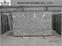 Brazil Blanco Potiguar White Granite Polished Slab