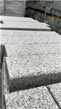 Light Grey Granite G602 Garden Palisade Pillar