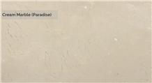 Paradise Cream Marble Slabs