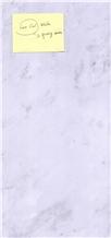 Lao Cai White Marble Tiles, Slabs