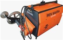 Hydraulic Mount Diamond Wire Cutting Quarry Wire Saw Machine