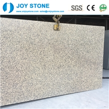 Cheap Price China Hami Gold Granite Gangsaw Slabs